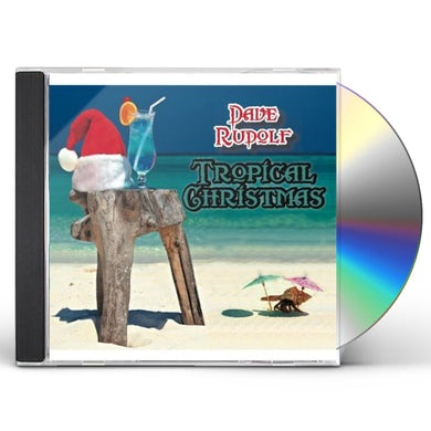 Dave Rudolf TROPICAL CHRISTMAS CD