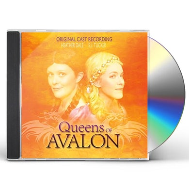 Heather Dale QUEENS OF AVALON - ORIGINAL CAST RECORDING CD