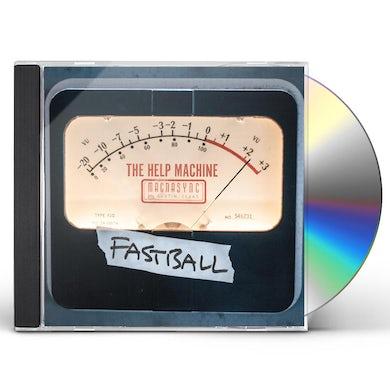 Fastball Help Machine CD