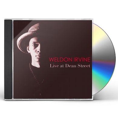Weldon Irvine LIVE AT DEAN STREET CD