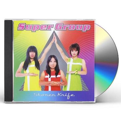 Shonen Knife SUPER GROUP CD