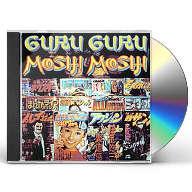 Guru Guru MOSHI MOSHI CD