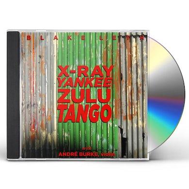 Blake Leyh X-RAY YANKEE ZULU TANGO CD