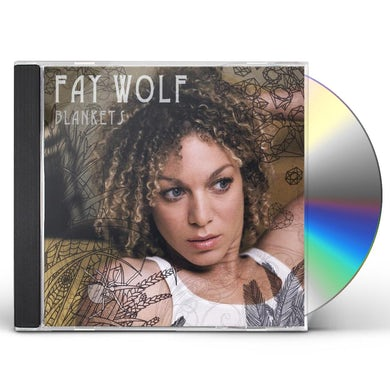 Fay Wolf BLANKETS CD