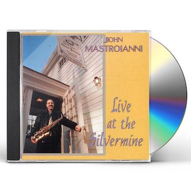 John Mastroianni LIVE AT THE SILVERMINE CD