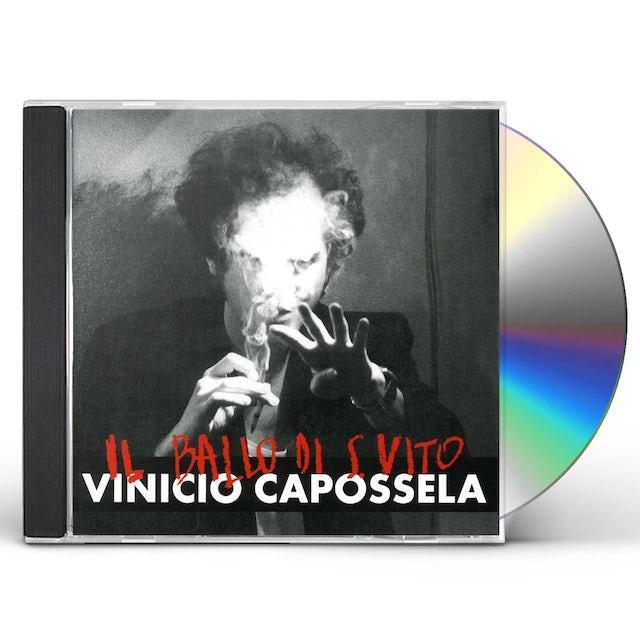 Vinicio Capossela IL BALLO DI SAN VITO CD