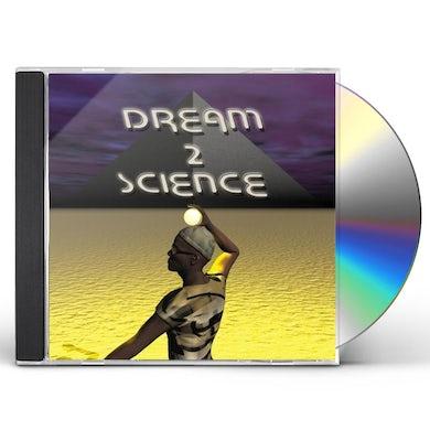 Dream 2 Science CD