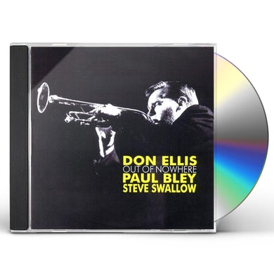 Don Ellis OUT OF NOWHERE CD