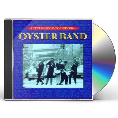 Oysterband LITTLE ROCK TO LEI CD