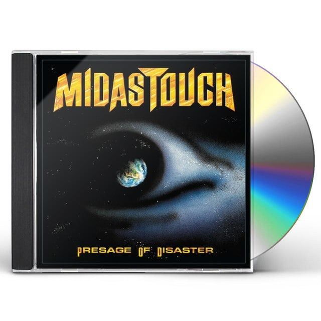 The Midas Touch PRESAGE OF DISASTER CD