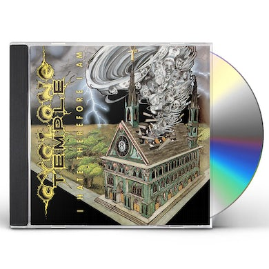 Cyclone Temple I HATE THEREFORE I AM CD