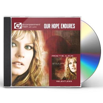 Natalie Grant OUR HOPE ENDURES CD