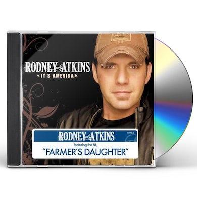 Rodney Atkins IT'S AMERICA CD