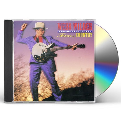 Webb Wilder TOWN & COUNTRY CD