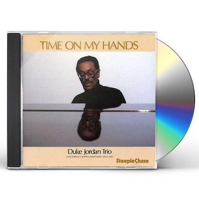Duke Jordan TIME ON MY HANDS CD