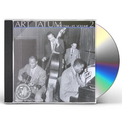 Art Tatum LIVE 1944-45 2 CD