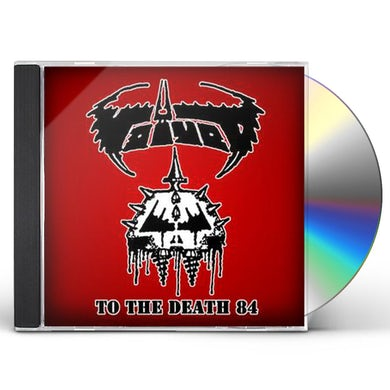 Voivod TO THE DEATH 84 CD