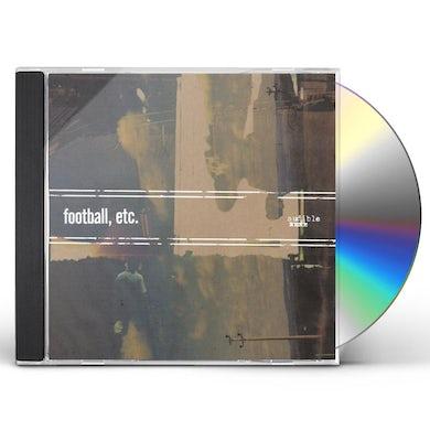 Football Etc AUDIBLE CD