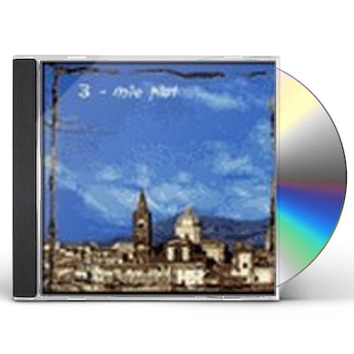 Three Mile Pilot SONGS FROM AN OLD TOWN CD