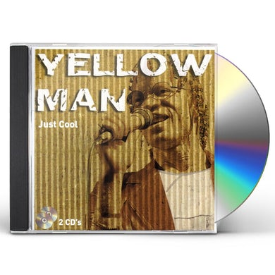 Yellowman JUST COOL CD
