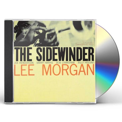 Lee Morgan The Sidewinder CD