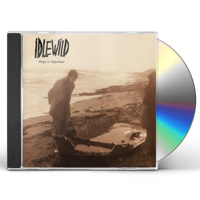 Idlewild HOPE IS IMPORTANT CD