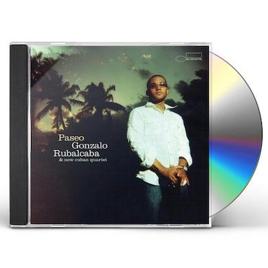 Gonzalo Rubalcaba PASEO CD
