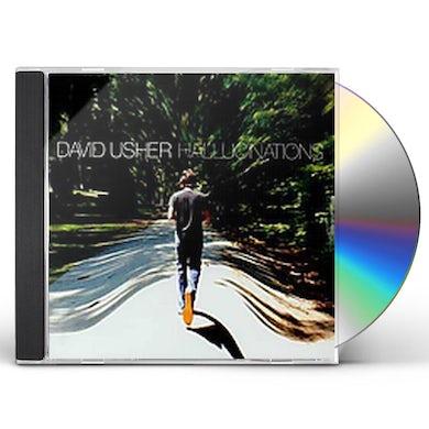 David Usher HALLUCINATIONS CD