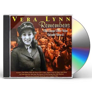 Vera Lynn REMEMBERS CD