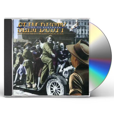 Slim Dusty TIME TO REMEMBER CD