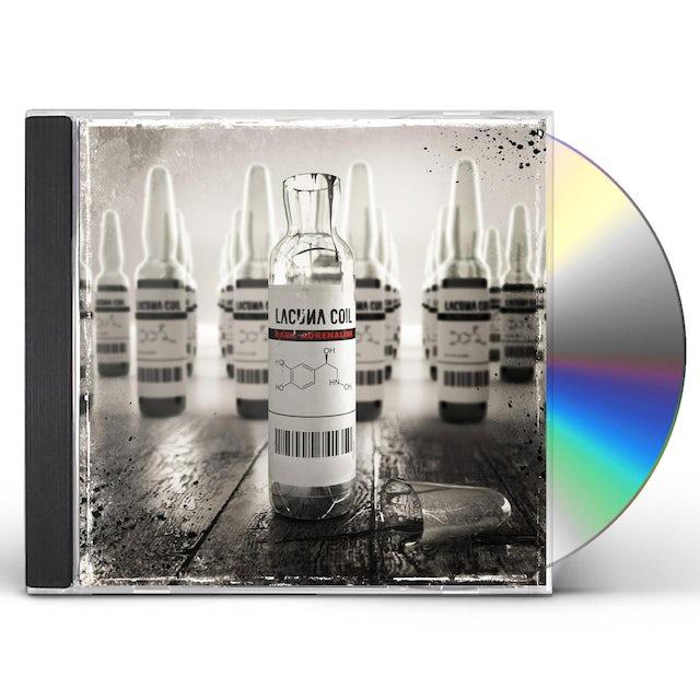 Lacuna Coil DARK ADRENALINE CD