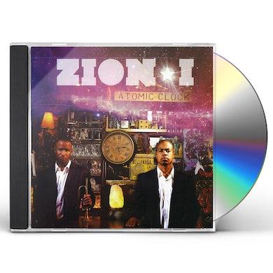 Zion I ATOMIC CLOCK CD