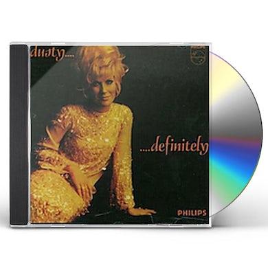 Dusty Springfield DUSTY DEFINITELY CD