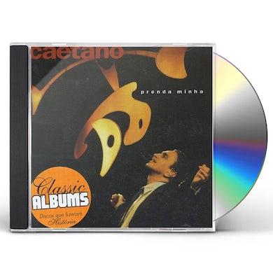 Caetano Veloso PRENDA MINHA: AO VIVO CD