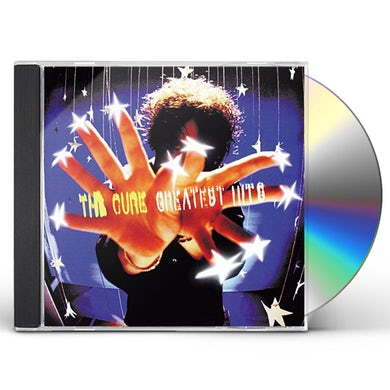 The Cure GREATEST HITS: INTERNATIONAL EDITION CD