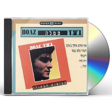 Boaz Shar'abi PAMELA: COLL OF HITS CD