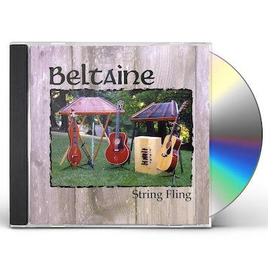 Beltaine STRING FLING CD
