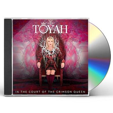 Toyah IN THE COURT OF THE CRIMSON QUEEN CD