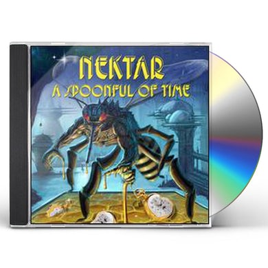 Nektar SPOONFUL OF TIME CD