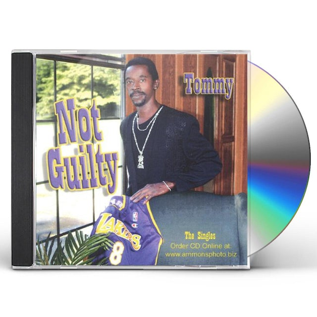 Tommy NOT GUILTY CD