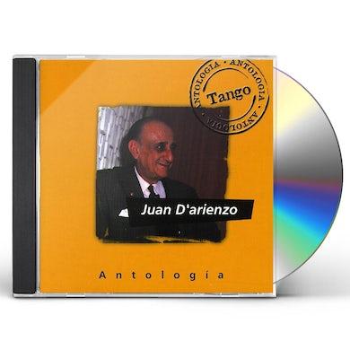 Juan d'Arienzo ANTOLOGIA CD