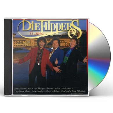 Flippers TI AMO CD
