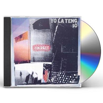 Yo La Tengo Electr-O-Pura CD