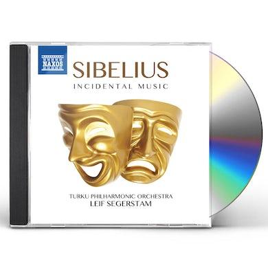 Sibelius INCIDENTAL MUSIC CD
