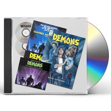 Claudio Simonetti DEMONS CD