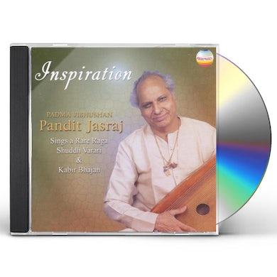 Pandit Jasraj INSPIRATION CD