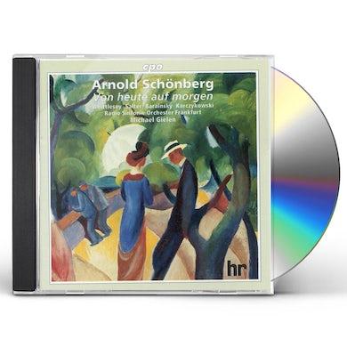Schoenberg VON HEUTE AUF MORGEN CD