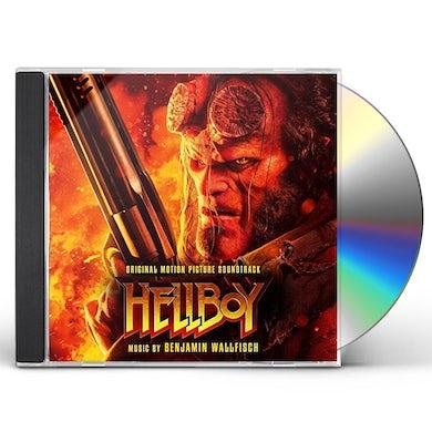 Benjamin Wallfisch HELLBOY / Original Soundtrack CD