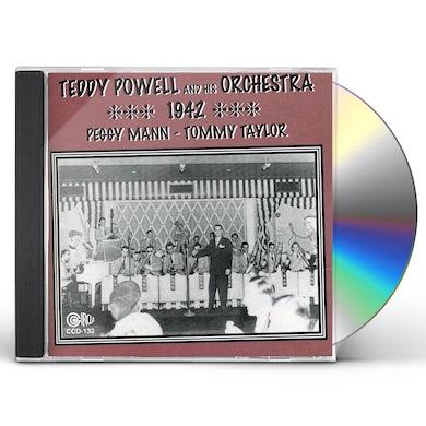 Teddy Powell CIRCA 1942 CD