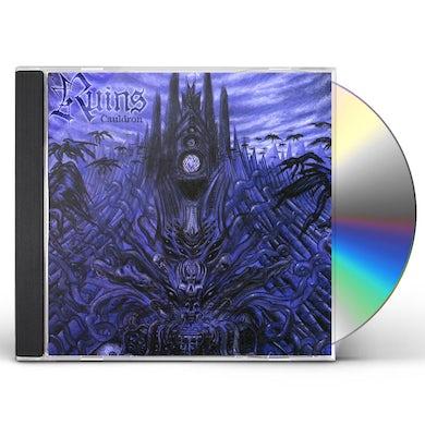 Ruins CAULDRON CD
